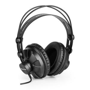 HR-580 Studio Headphones, Over-Ear Headphones, Closed, Black Black