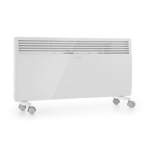 Hot Spot Slimcurve Heater 80x40cm 40m² 2000W 5-40 ° C LED IP24 White White