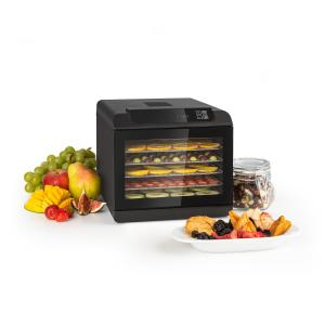 Arizona Jerky Frukttork 500W 35-70°C digital Touch-Display svart