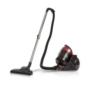 Clean Master Cyclonic Vacuum Cleaner 700W HEPA13 MultiCyclonic Red