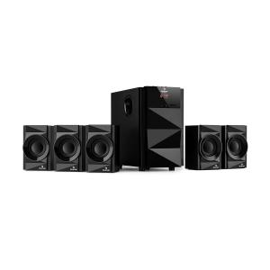 Z-Plus 5.1 Sistema de altavoces 70 W RMS Subwoofer OneSide Bluetooth USB SD