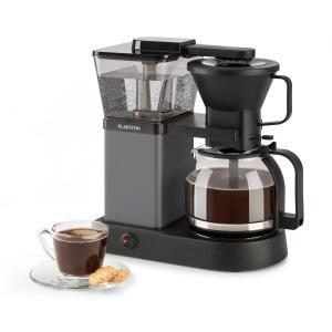 GrandeGusto kahvinkeitin 1690 W 1,3 l esihaudutus 96 °C musta musta