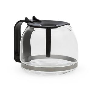 Grande Gusto Replacement Coffee Pot with Lid Glass