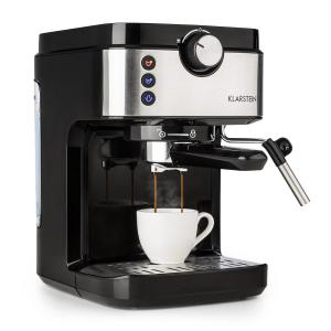 BellaVita Espresso Machine 20 Bar 1575W 900ml Silver