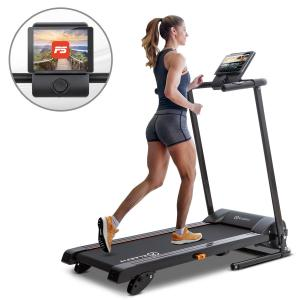 Klarfit Treado Advanced 2.0 Treadmill 1 PS Self-lubricating Bluetooth