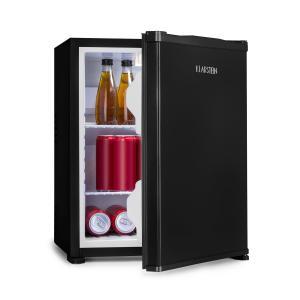 Mini frigo Nagano S mini frigo 38l 0dB 0dB 0-8°C silenzioso 54,5cm nero  nero | 38 Ltr