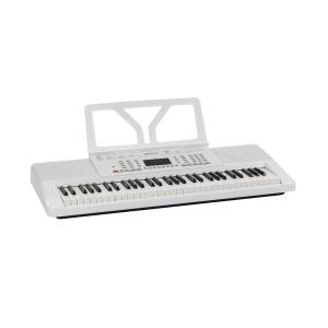 Etude 61 MK II Keyboard 61 Keys for 300 Sounds/Rhythms white White