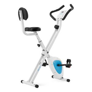 X-Bike XBK700 Pro rower treningowy domowy ergometr miernik tętna składany                           Biały