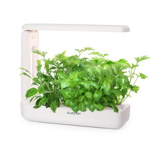 GrowIt Cuisine Smart Indoor Garden 12 Pflanzen 25W LED 2 Liter