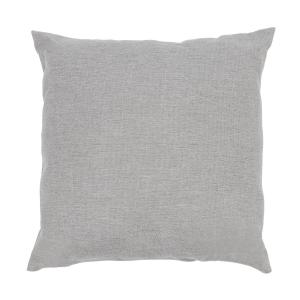 Titania Pillow Cushion Polyester Water Repellent Light Grey Flecked Light grey