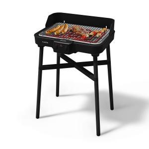 Grillkern grill elektryczny 1900+800W podwójna sprala grzewcza ReflectorBoost
