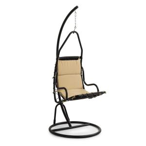 Serramazzoni EggChair Hanging Chair Seat Cushion Brown Brown