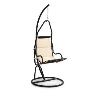 Serramazzoni EggChair Hanging Chair Seat Cushion Cream Creme