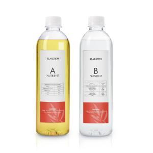 GrowIt Nutri Kit 300 Solución nutritiva 2 accesorios de 300 ml