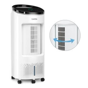 IceWind Plus Air Cooler 65W Timer 330m³ / h Remote Control White
