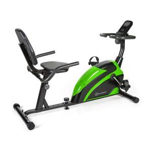 Relaxbike 6.0 SE Reclining Ergometer 12kg Flywheel Magnetic Resistance 100kg Black