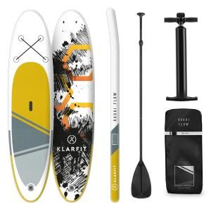 Kauai Flow Planche de paddle gonflable Set SUP-Board 305x10x77cm