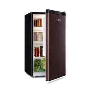 Feldberg frigorifero A+ 90 litri MirageCool Concept design legno nero