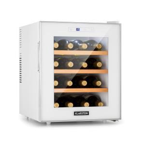 Reserva 16 Blanco Weinkühlschrank 16Fl/48l Touch LED-Display weiß