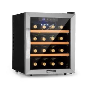 Reserva 16 refrigerador para vino 16Fl/48l Touch LED-Display negro