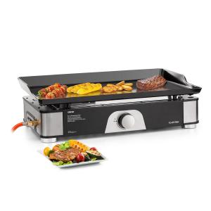 Orfeo Gas Table Grill 3.5kW 350 ° C InstantReady Concept Black