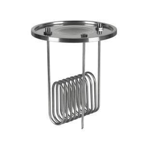 """Gärkeller kyllock doppkylare 1/2"""" sensorstång 304-rostfritt stål"""