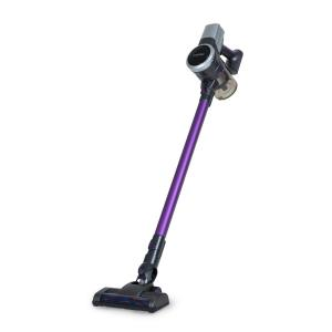 Clean Butler 4G Silent Aspirateur cyclone sur batterie 0,8l HEPA10 - v Anthracite_purple