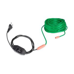 Greenwire Select 20 planten-verwarmingskabel 20m met thermostaat IP68 20 m