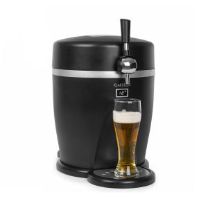 Tap2Go Mobile 2-in-1 Beer Dispenser with Beverage Cooler 5L / 13L Black