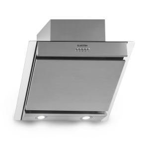 Zola 60 Extractor Hood Head-free 60cm 190W 610m³/h Touch Sensitive Stainless steel Silver | 60 cm