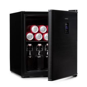 Beer Baron Beverage Cooler A + 46 Litres 39dB 0-10 ° C Black 46 Ltr