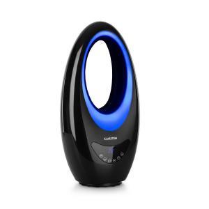 Sahara Storm Fan Heater 1000 / 2000W 16-40 ° C Oscillation Timer Black Black