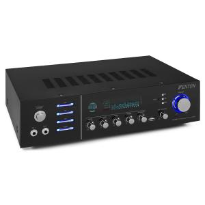 AV320BT Amplificatore Surround-HiFi 200W RMS (2x6ì100W a 8 Ohm) BT/USB/AUX