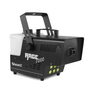 Rage 1000 LED Máquina de Neblina 6 x 3 Watts RGBW LEDs 1000W 125m³/min 2L Volts
