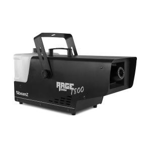 Rage 1800 Máquina de Neve 1800W Volume do Recipiente 3,5l DMX