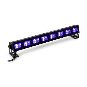 BUVW83 LED BAR 8x 3W UV/BC 2 in 1 30W plug & play silenzioso