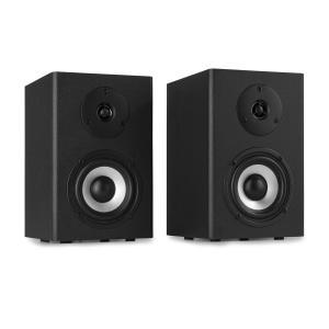 SM40 studiomonitor-luidsprekerset 100 watt max. 2-weg zwart