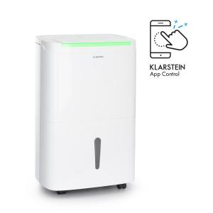 DryFy Connect 30 Dehumidifier WiFi Compression 30l / d 25-30m² White 30l/24h