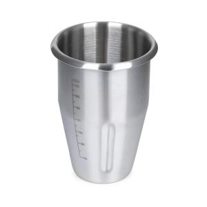 Krafttz, pojemnik ze stali szlachetnej, osprzęt, 1 l, stal szlachetna, srebrny