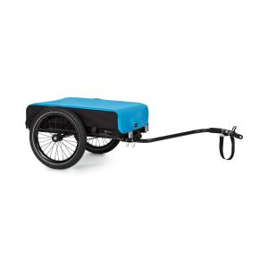 Cargo Bull Cargo Trailer 40kg / 50Ltr Bicycle Trailer Pushcart Black