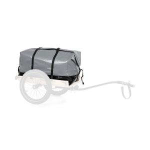 Cargo Bull Travel Bag transporttas 120ltr waterdicht roll-top grijs