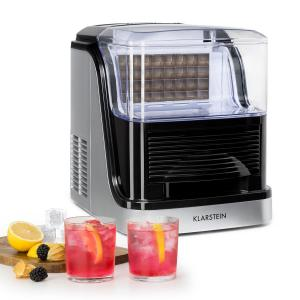 Crystal XL Ice Cube Machine Crystal Ice 2 Sizes 2.5l Water Tank