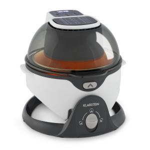 VitAir Pommesmaster Hot Air Fryer 1400W 50-240 ° C Timer White White
