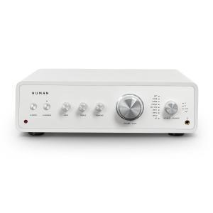 Drive digitaalinen stereovahvistin 2 x 170 W / 4 x 85 W RMS AUX/phono/coax valkoinen valkoinen