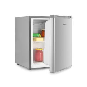 Scooby Mini-Kühlschrank EEK A++ 40Ltr 41dB weiß Silber