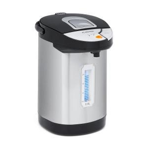 Hot Spring Dispensador de agua caliente 2,8l Depósito Acero Inoxidable Plateado 2,8 Ltr