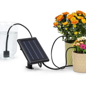 Greenkeeper Système d'irrigation solaire panneau 1500 mAh 2l/mn Solar_powered
