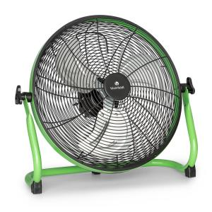 "Wintergarden Floor Fan 16"" Battery 43W USB 45 dB Green Green"