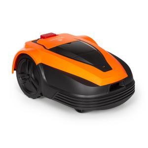 Garden Hero Máquina de Cortar Relva 5.2 Ah funcionamento a bateria até 1.200 m² laranja