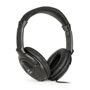 SHB40 HiFi-Stereo-Kopfhörer ca. 2,5 m Kabel 3,5 mm Klinke schwarz